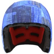 EGG Helmet - Denim Combi